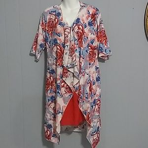 "LulaRoe ""Shirley"" Kimono Size S"